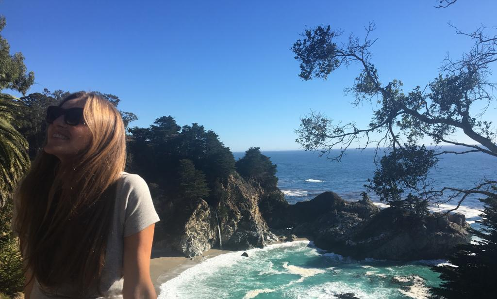 About Anne Christine Persson The Art of Travel Blog McWay Falls California