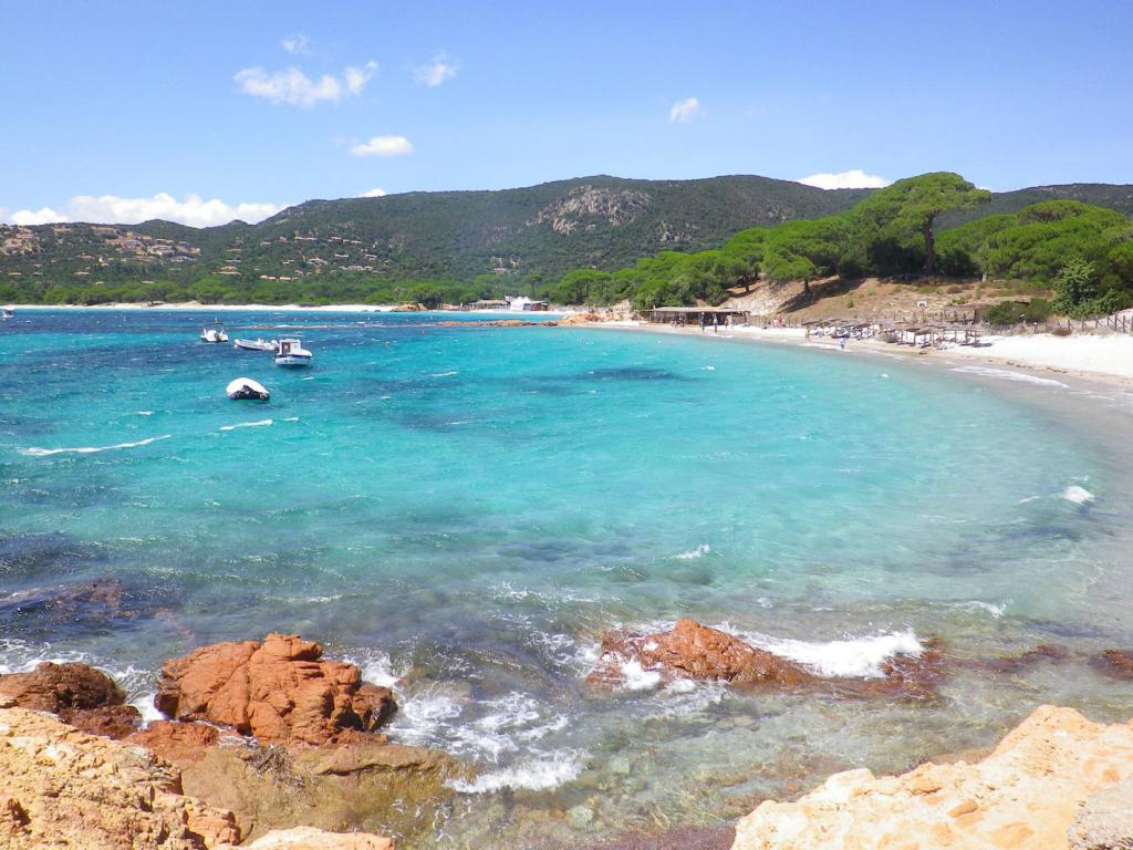 Four summer weekend getaways Corsica