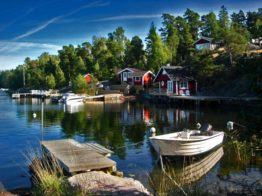 Four summer weekend getaways Stockholm
