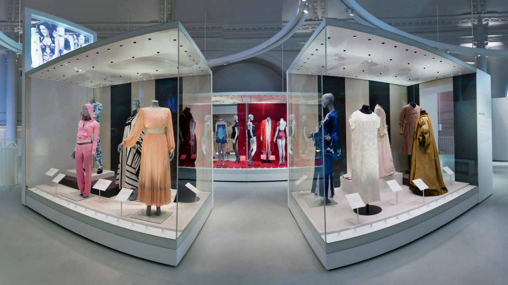 Undressed Fashion Exhibition V&A