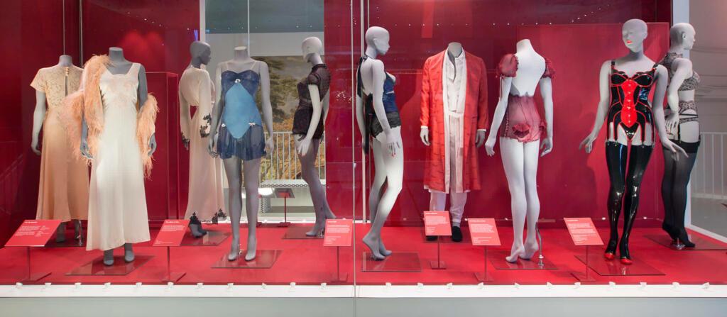 Undressed Fashion Exhibition