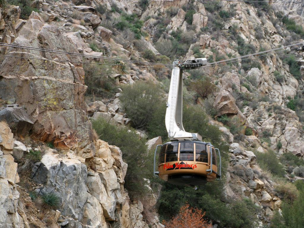 Palm Springs Aerial Tramway Palm Springs Road Trips the Art of Travel