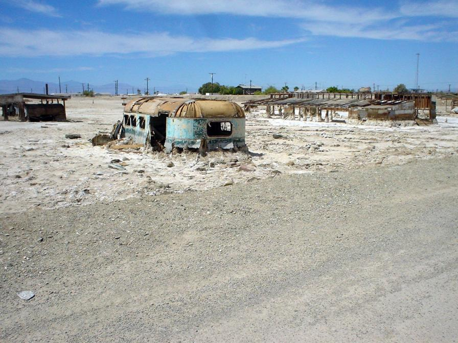 Salton Sea Palm Springs Road Trips the Art of Travel