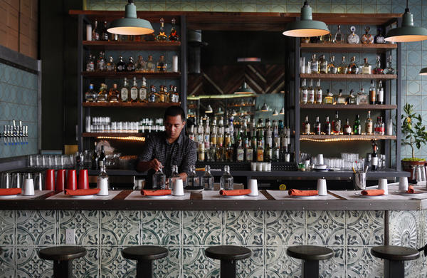 City Guide Downtown Los Angeles The Art of Travel Bar Ama