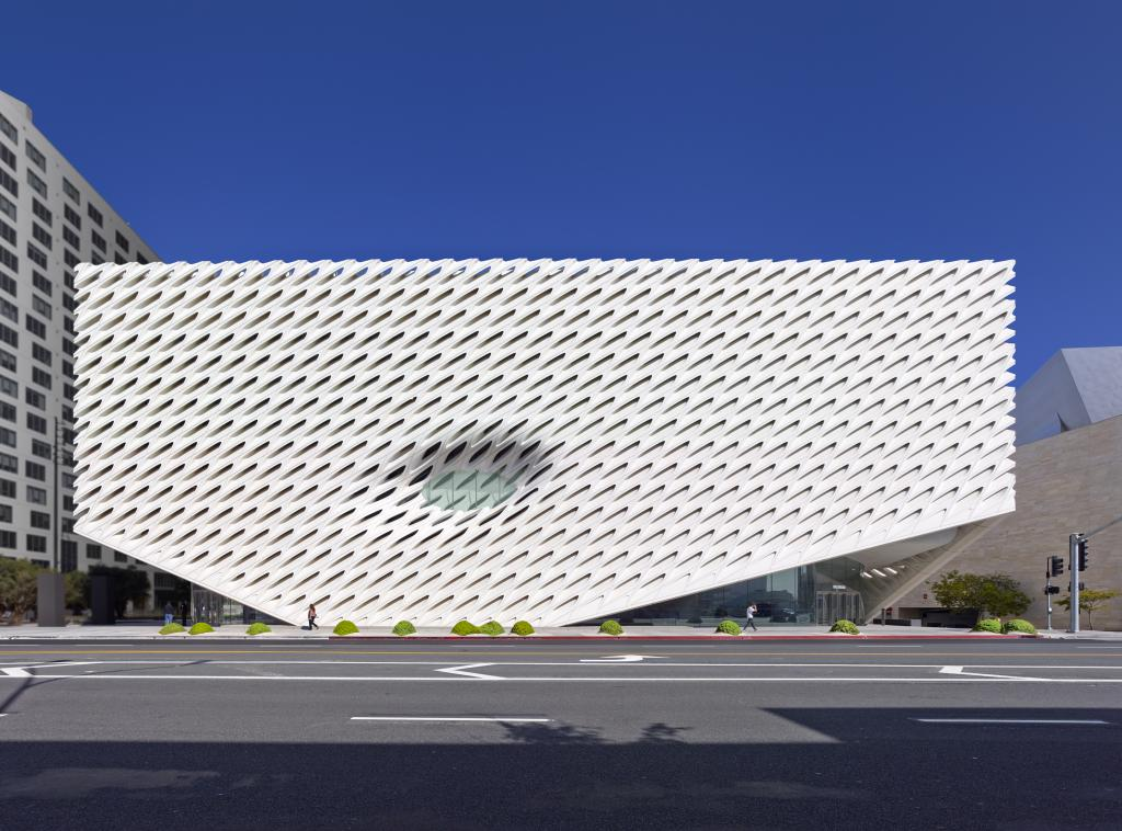 City Guide Downtown Los Angeles The Art of Travel The Broad