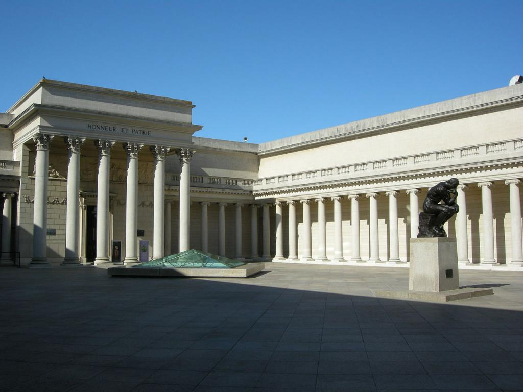 San Francisco Museums Legion of Honor The Art of Travel