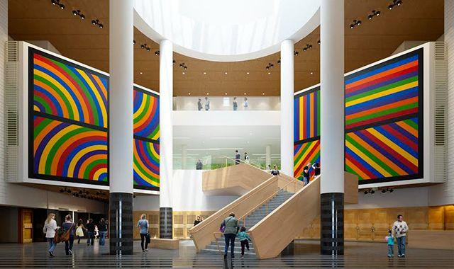 San Francisco Museums SFMOMA Snøhetta The Art of Travel