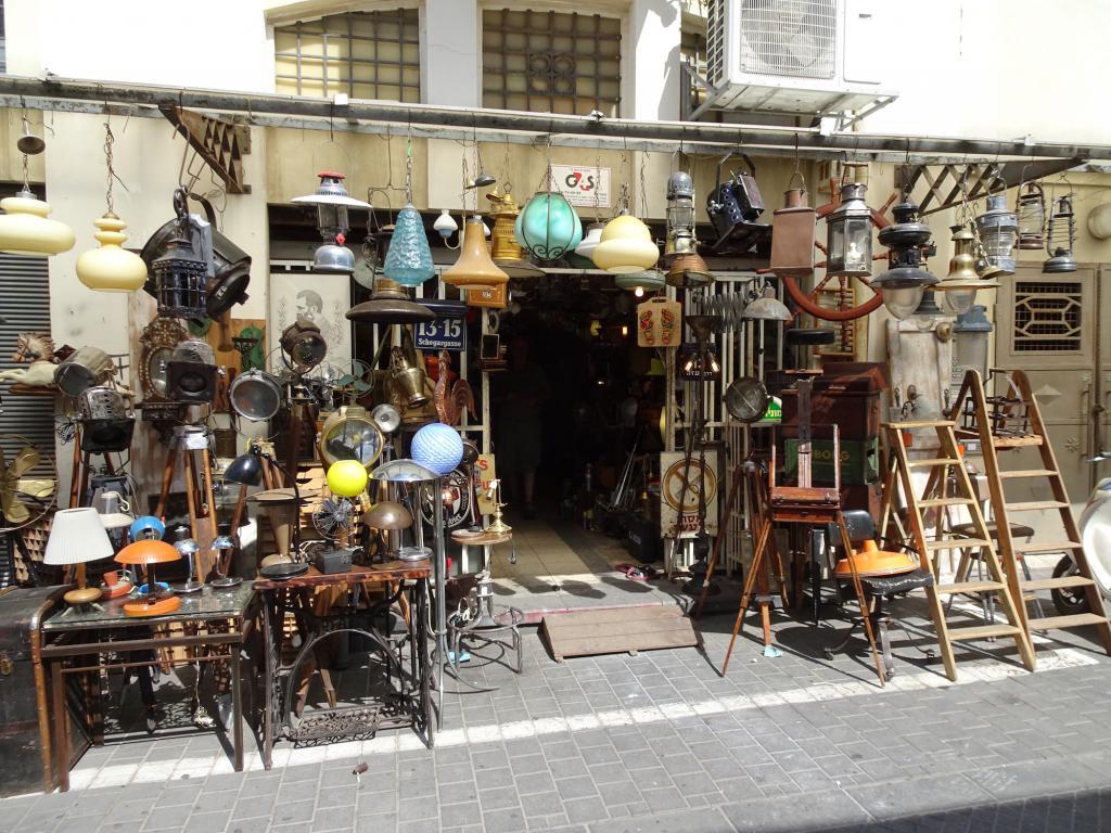 Jaffa shopping City Guide Tel Aviv The Art of Travel
