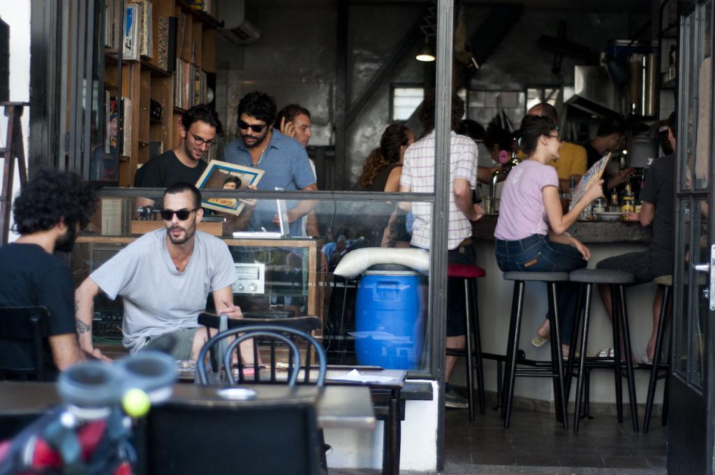 Port Said Restaurant City Guide Tel Aviv The Art of Travel