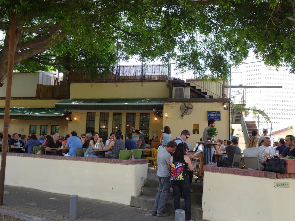 Suzanna Restaurant City Guide Tel Aviv The Art of Travel