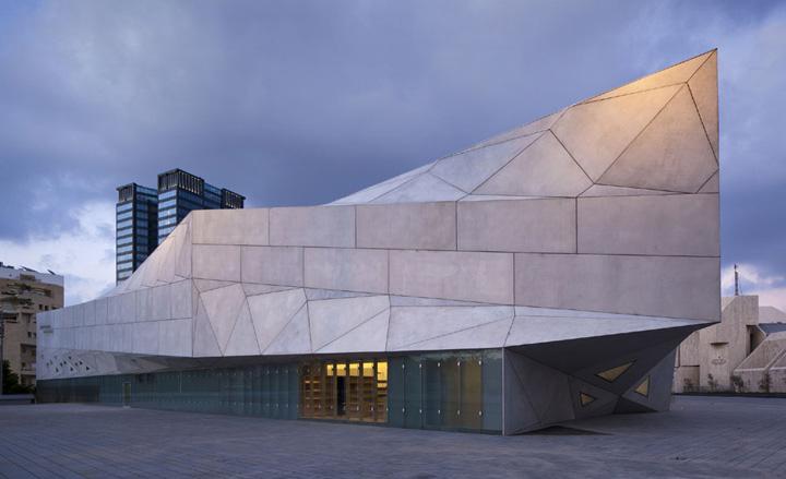 Tel Aviv Museum of Art City Guide Tel Aviv The Art of Travel
