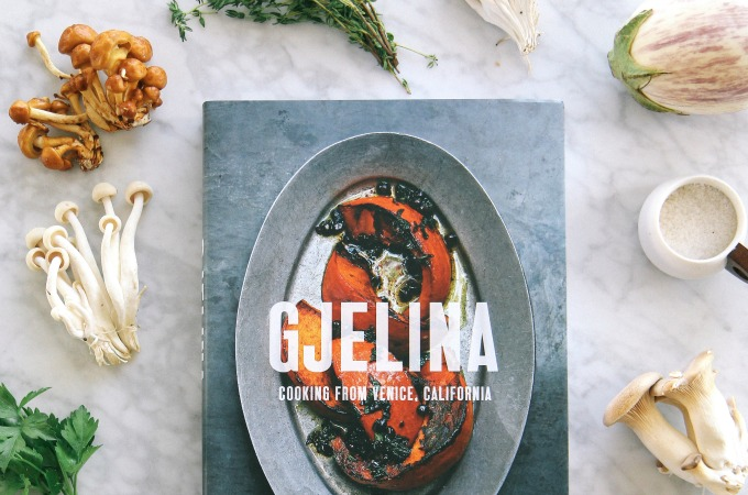 Cookbooks to Travel by The Art of Travel Gjelina