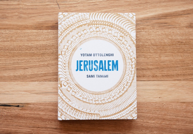 Four Cookbooks to Travel by The Art of Travel Yotam Ottolenghi Jerusalem