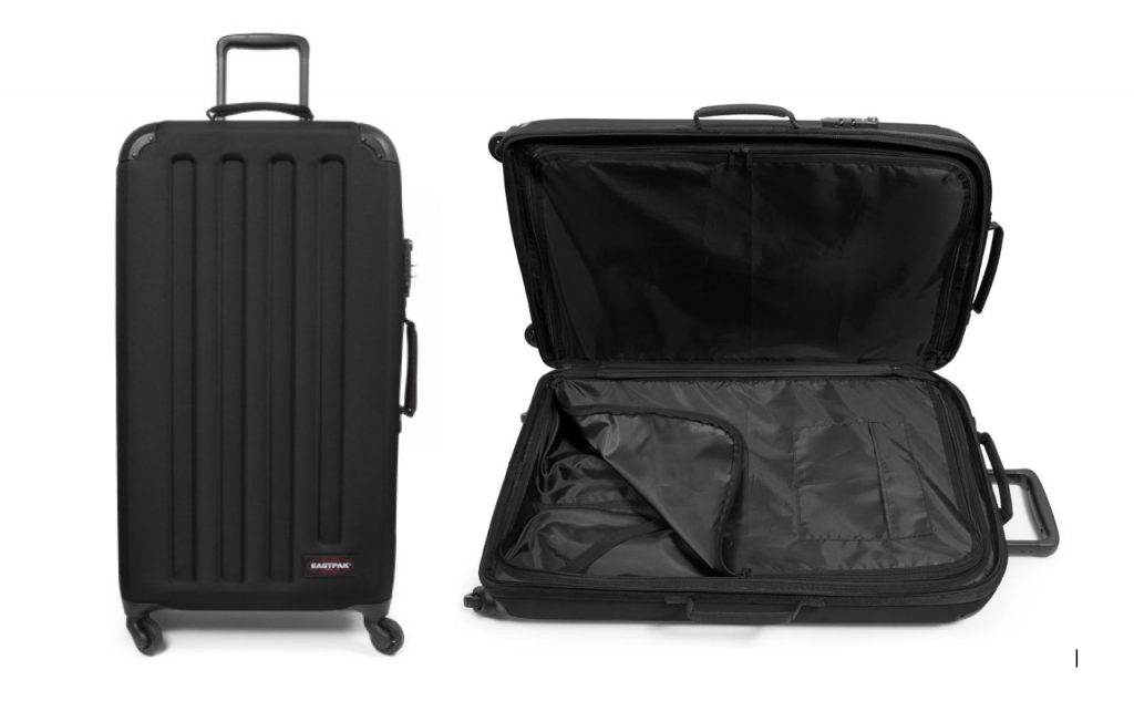 Eastpak Tranzshell L Suitcase guide The Art of Travel