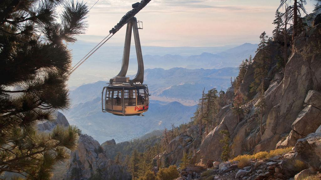 Palm Springs City Guide The Art of Travel Aerial Tramway