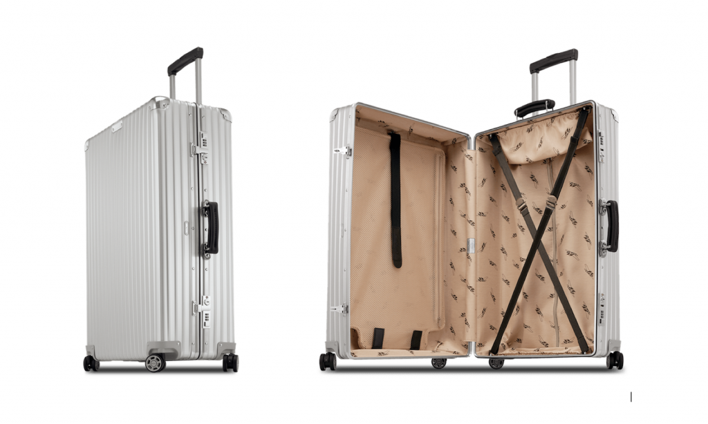 Rimowa Classic Flight Suitcase guide The Art of Travel