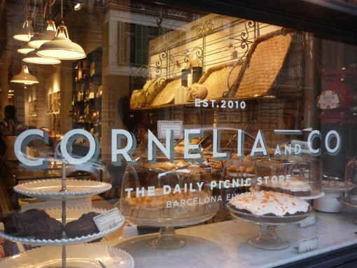 Insiders City Guide Barcelona The Art of Travel Cornelia
