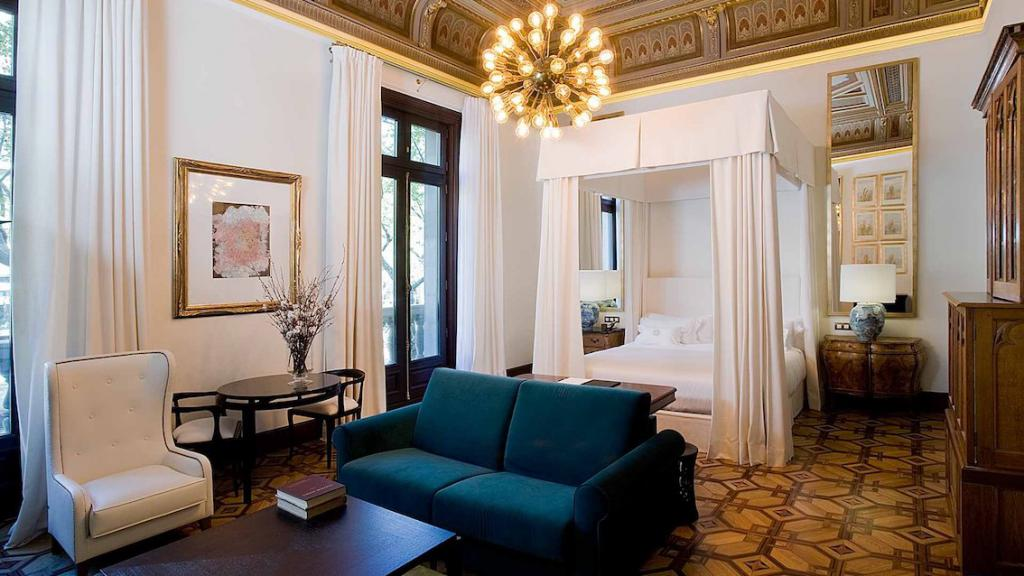 Insiders City Guide Barcelona The Art of Travel Cotton House Hotel