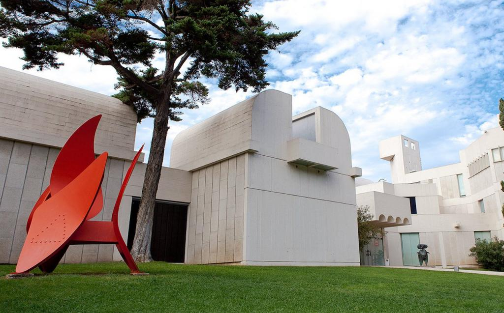 Insiders City Guide Barcelona The Art of Travel Fundacio Joan Miro