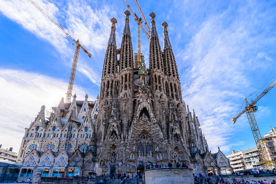 Insiders City Guide Barcelona The Art of Travel La Sagrada Familia