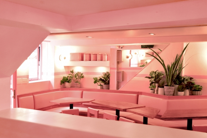 Pink Destinations The Art of Travel Pietro Nolita