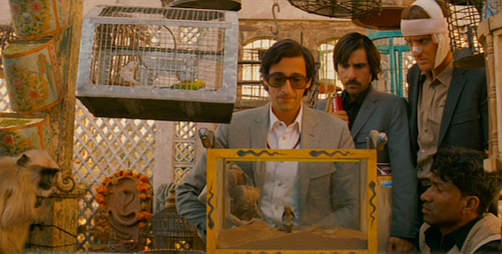 Wanderlust Inspiring Movies The Art of Travel Darjeeling Limited Snake
