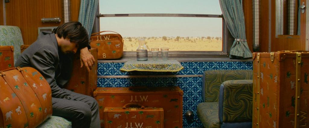 Wanderlust Inspiring Movies The Art of Travel Darjeeling Limited train