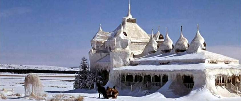 Wanderlust Inspiring Movies The Art of Travel Doctor Zhivago snow