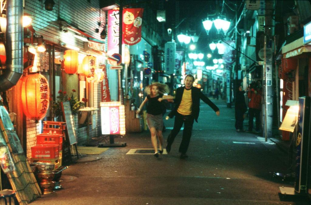 Wanderlust Inspiring Movies The Art of Travel Lost in Translation Tokyo