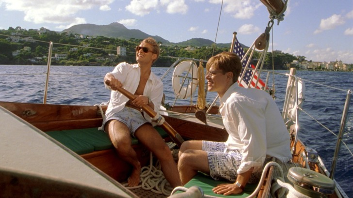 Wanderlust Inspiring Movies The Art of Travel The Talented Mr Ripley boat