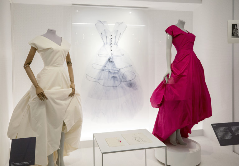 Five Travel Exhibitions to Travel for This Summer The Art of Travel Cristol Balenciaga Reshaping Fashion Victoria and Albert