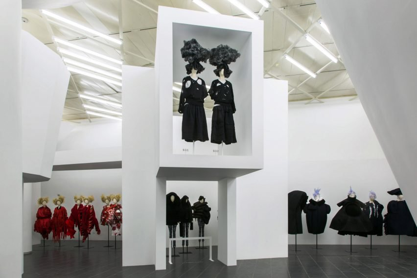 Five Travel Exhibitions to Travel for This Summer The Art of Travel Rei Kawakubo The Met