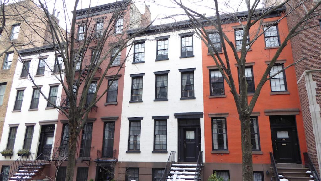 Five days in Iceland and New York The Art of Travel Brooklyn Heights Walking Tour Brownstone