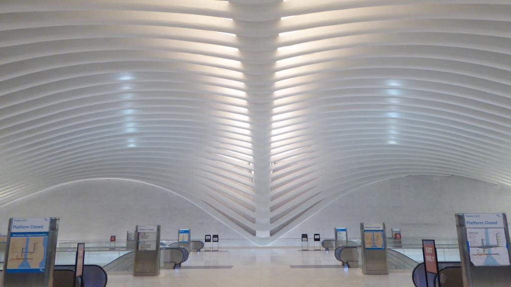 Five days in Iceland and New York The Art of Travel The Oculus WTC