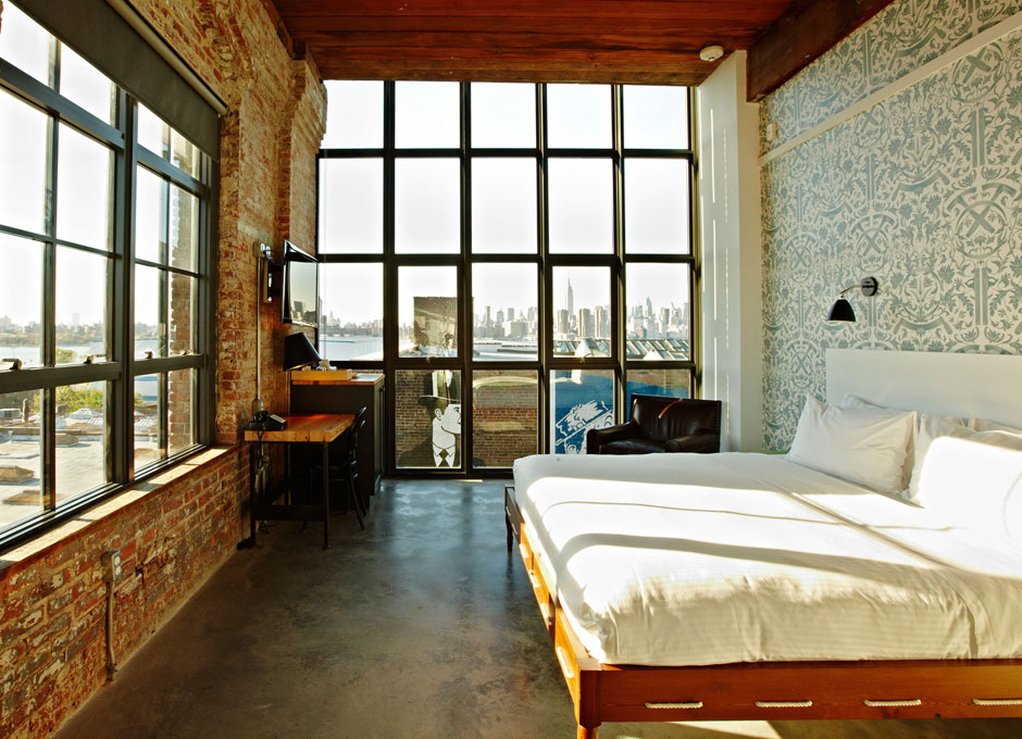 Five days in Iceland and New York The Art of Travel The Wythe Room