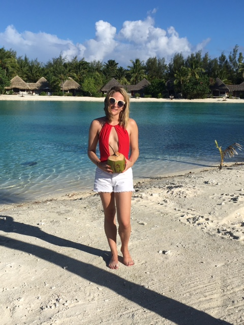 World Traveller Kristin Tice Studeman The Art of Travel Coconut