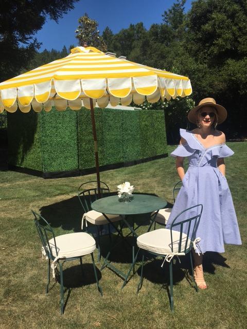 World Traveller Kristin Tice Studeman The Art of Travel Garden