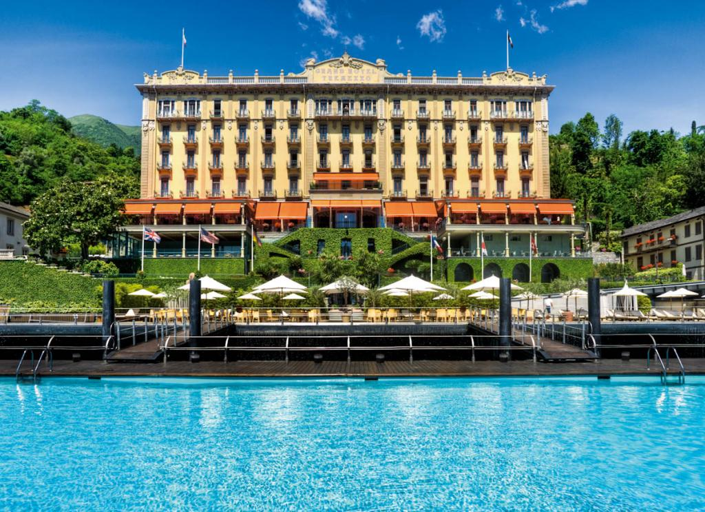 World Traveller Kristin Tice Studeman The Art of Travel Grand Hotel Tremezzo