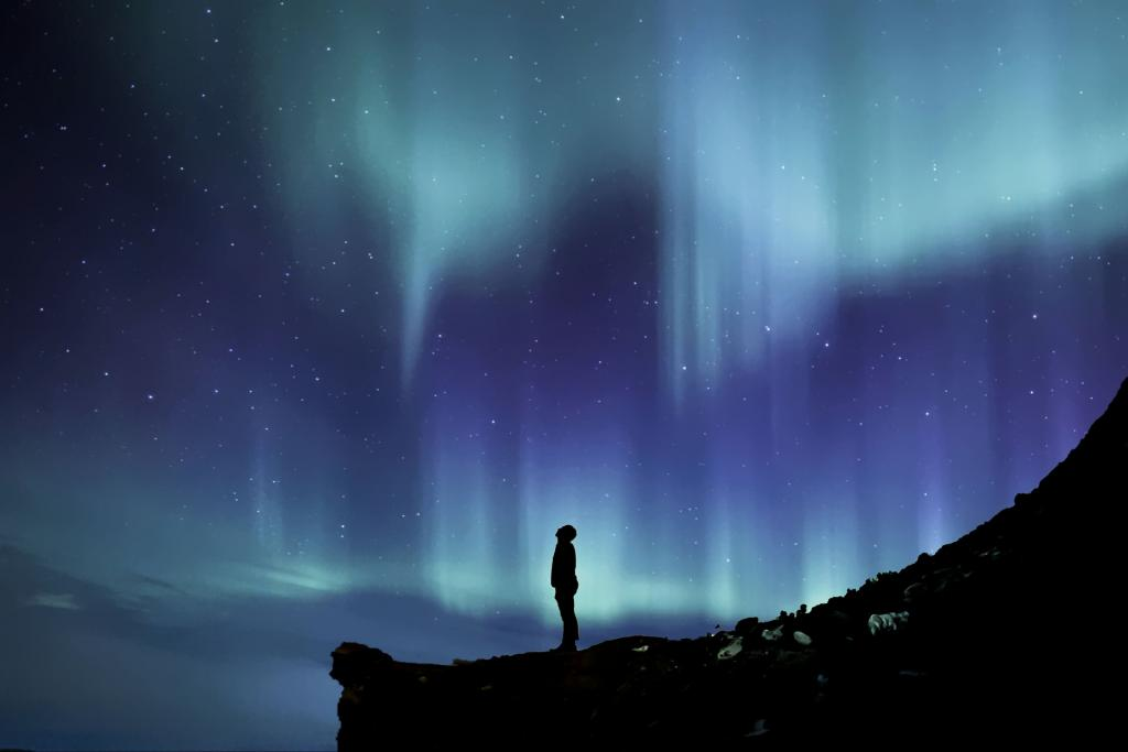 Travel Bucket List The Art of Travel Aurora Borealis Northern Lights Lapland