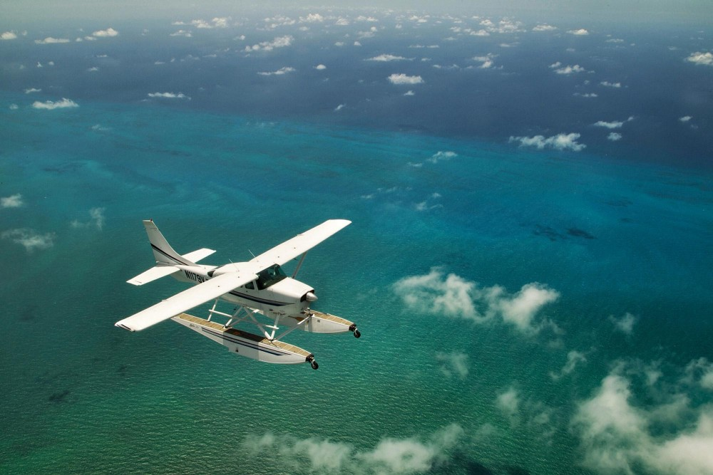 Travel Bucket List The Art of Travel The Keys Florida Skydiving Airplane Water