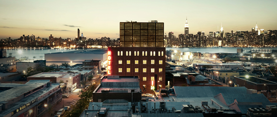 Five Hotels In Brooklyn New York The Art Of Travel By Anne Christine Persson