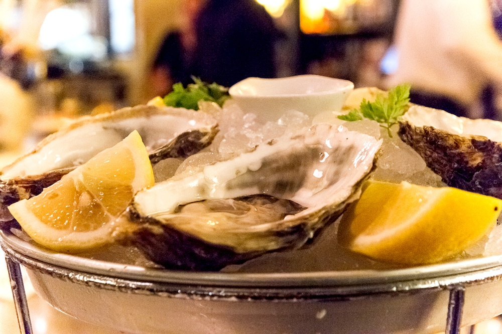 Five restaurants in Rome The Art of Travel Baccano Oysters