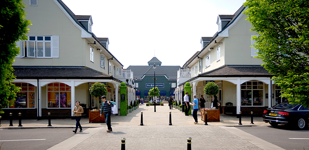 Nine Outlet Malls Around the World The Art of Travel Bicester Village