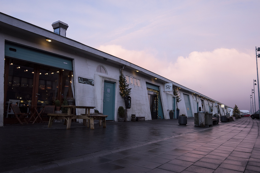 Reykjavik City Guide The Art of Travel Coocoo's Nest restaurant harbour
