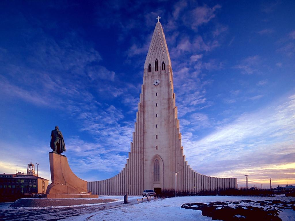 Reykjavik City Guide The Art of Travel Hallgrimskirkja