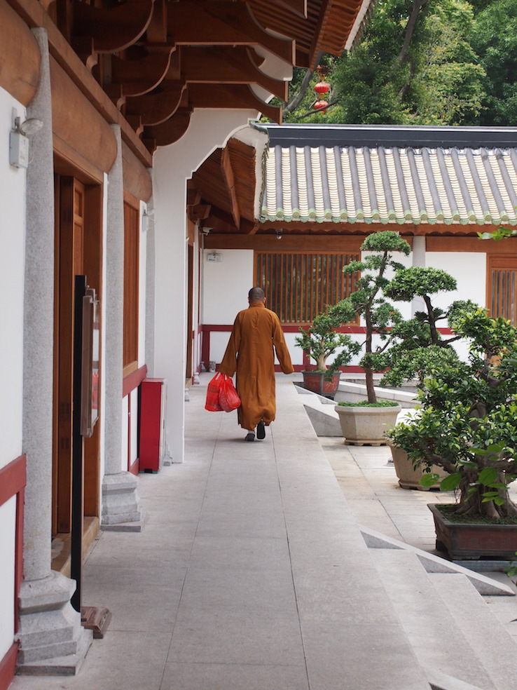 Guangzhou City Guide The Art of Travel Buddhist Monk Guangxiao Temple