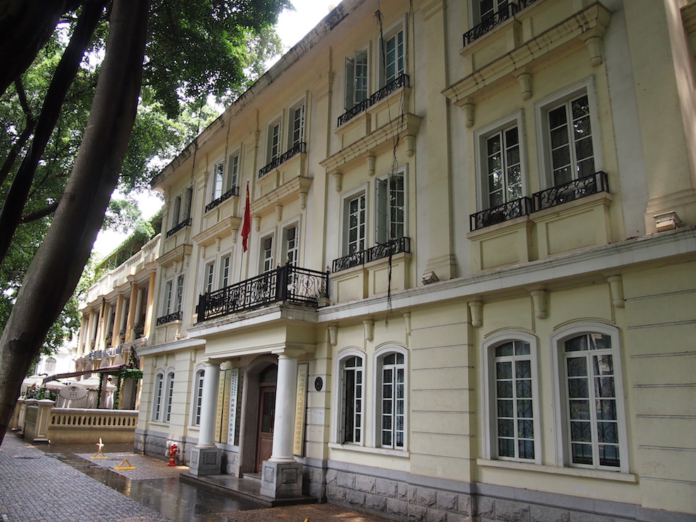 Guangzhou City Guide The Art of Travel Shamian Island Colonial Mansion