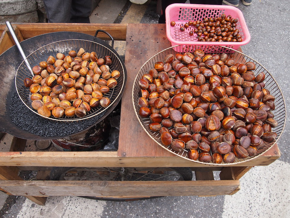 Guangzhou City Guide The Art of Travel Roasted Chestnuts Lychee Bay