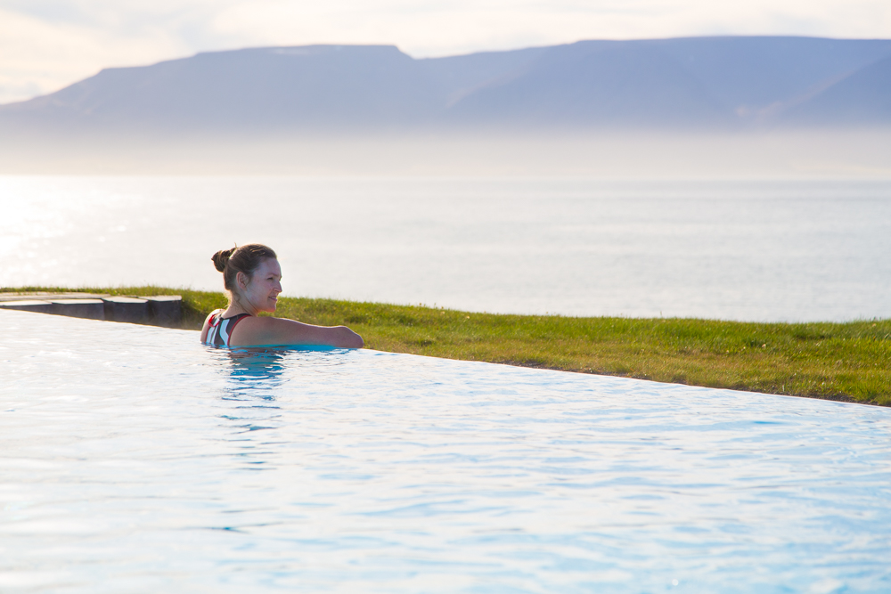 North Iceland Travel Guide The Art of Travel Hofsos infinity pool
