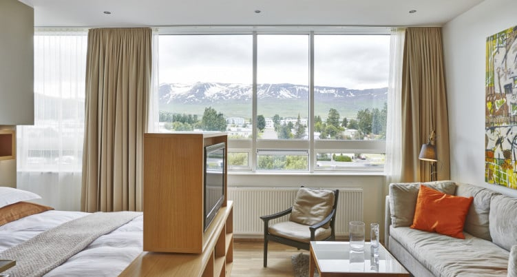 North Iceland Travel Guide The Art of Travel Icelandair Akureyri hotel